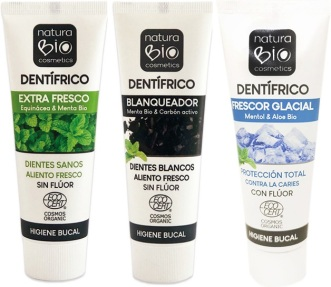 96050- Dentifrico extra fresco equinácea & menta bio 75 ml