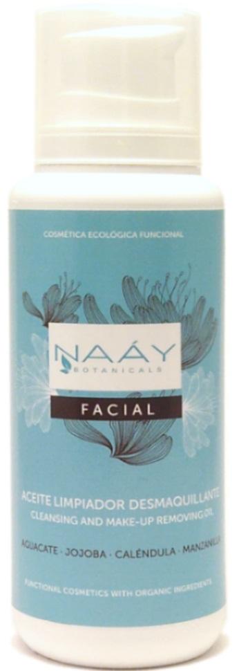 Naay_Aceite limpiador desmaquillante